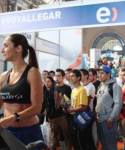 Entel Expo Maratón