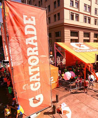 GATORADE Maratón de santiago