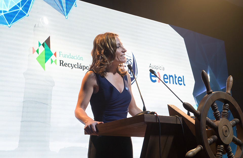 Entel / Lanzamiento Sailors For The Sea