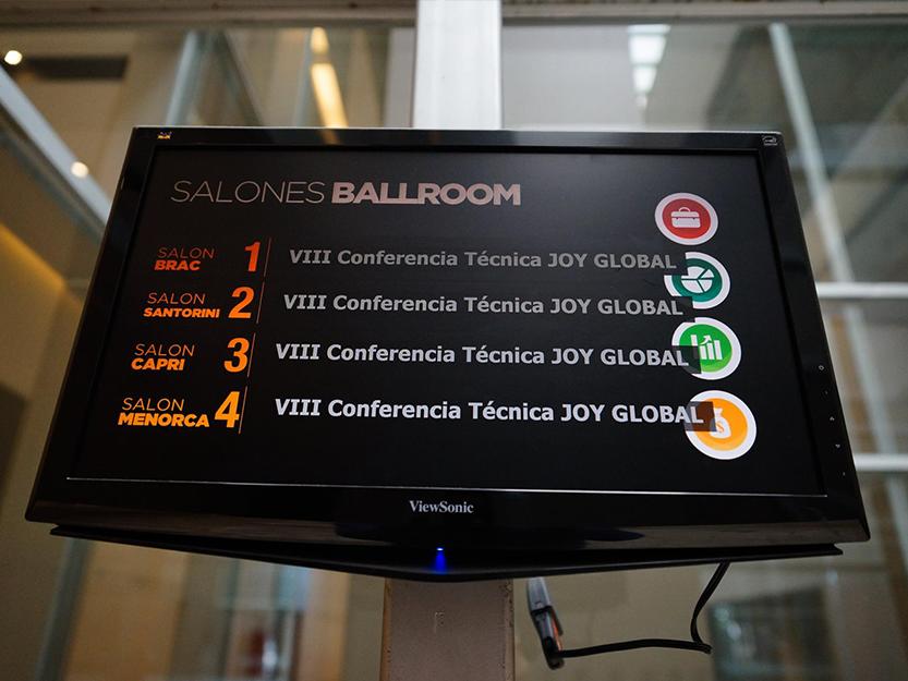 Joy Global / VII Seminario Tecnología e Innovación