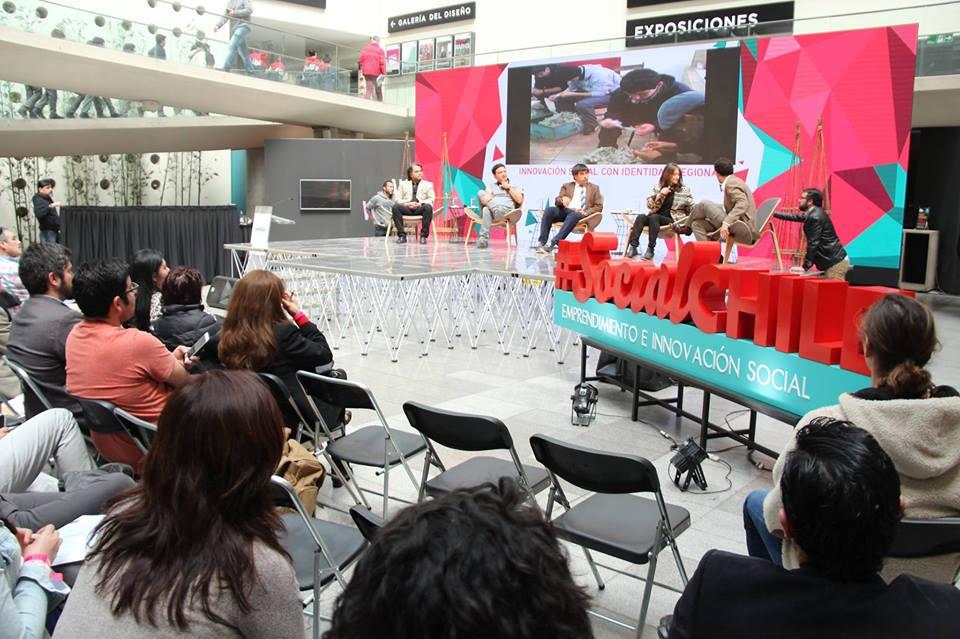 CORFO / Evento y feria #SocialChile