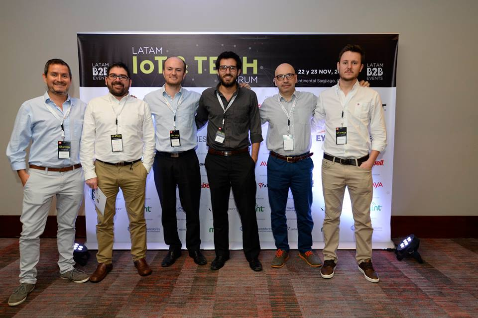 LatAm #IoT & #Tech Forum 2017