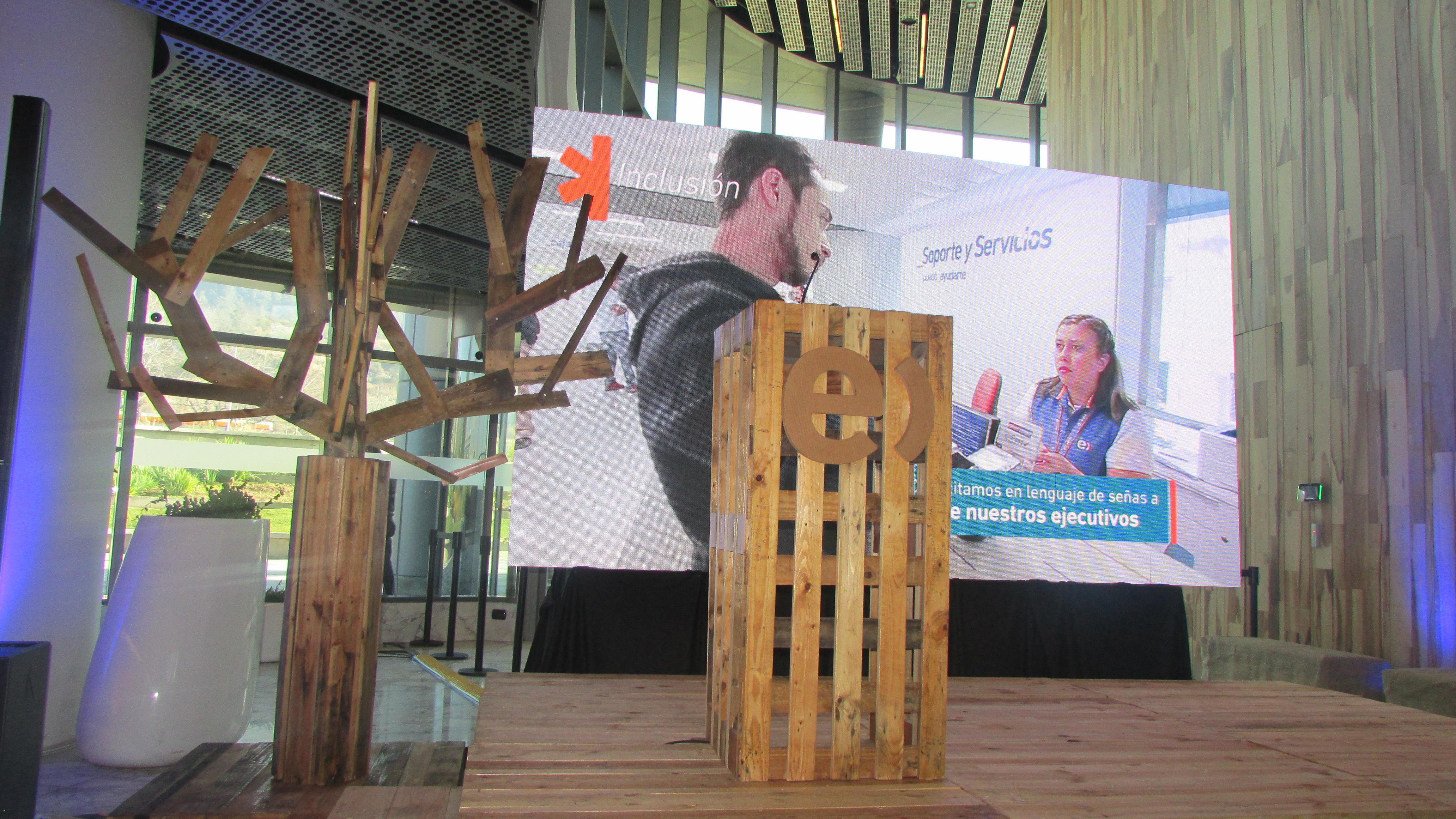 Entel / Reporte de Sustentabilidad 2018